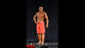 Tony Tirado - Class A Men's Physique - 2012 North Americans thumbnail