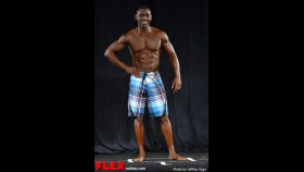 Victor Clark - Class A Men's Physique - 2012 North Americans thumbnail