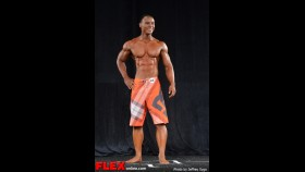 Earnest Flowers - Class A Men's Physique - 2012 North Americans thumbnail