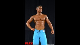 David Gonzalez - Class A Men's Physique - 2012 North Americans thumbnail