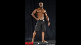 Ozon Wilson - Class A Men's Physique - 2012 North Americans thumbnail