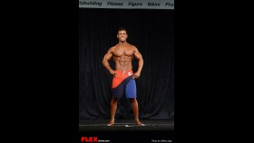 John Gioffre - Men's Physique C - 2013 North Americans thumbnail