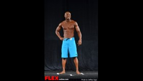 Maurice Williams - Class B Men's Physique - 2012 North Americans thumbnail
