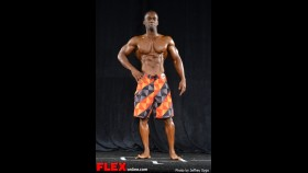 Emmanuel Banks - Class B Men's Physique - 2012 North Americans thumbnail