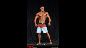 James Hurst - Men's Physique D - 2013 North Americans thumbnail
