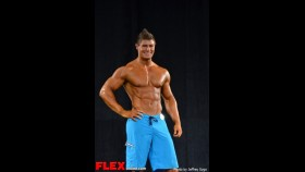 Jeff Seid - Class B Men's Physique - 2012 North Americans thumbnail