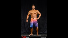 Lorenzo Orozco - Men's Physique D - 2013 North Americans thumbnail