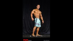 Brent Bumgarner - Men's Physique D - 2013 North Americans thumbnail