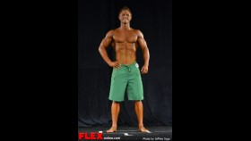 Justin Busiere - Class C Men's Physique - 2012 North Americans thumbnail