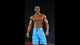 Xavisus Gayden - Class C Men's Physique - 2012 North Americans thumbnail