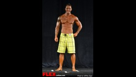Brandon Hewitt - Class C Men's Physique - 2012 North Americans thumbnail