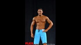 Wiliam Miller - Class C Men's Physique - 2012 North Americans thumbnail