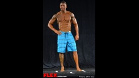 Chaz Williams - Class C Men's Physique - 2012 North Americans thumbnail