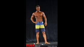 David Kampfe - Class C Men's Physique - 2012 North Americans thumbnail
