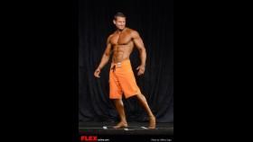 Brian Burnett - Men's Physique D - 2013 North Americans thumbnail