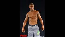 Jeremiah Towery - Class D Men's Physique - 2012 North Americans thumbnail