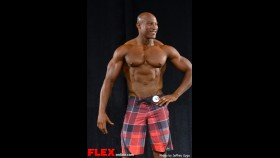 Miguel Frank - Class 35+ B Men's Physique - 2012 North Americans thumbnail