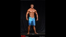 Josh Bowmar - Men's Physique F - 2013 North Americans thumbnail