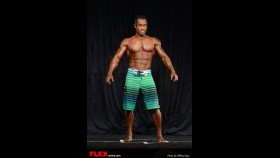 Willie Spencer - Men's Physique C 35+ - 2013 North Americans thumbnail
