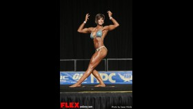 Stephanie Willes - Women's Physique B - 2013 JR Nationals thumbnail