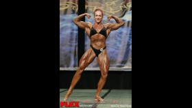 Natalia Batova - Women's Bodybuilding - 2013 Chicago Pro thumbnail