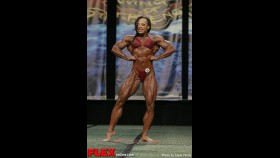Juanita Blaino - Women's Bodybuilding - 2013 Chicago Pro thumbnail