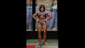 Christine Envall - Women's Bodybuilding - 2013 Chicago Pro thumbnail