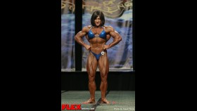Christine Envall - Women's Bodybuilding - 2013 Chicago Pro thumbnail