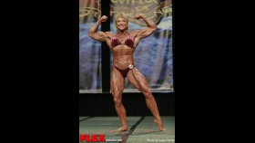 Nancy Clark - Women's Bodybuilding - 2013 Chicago Pro thumbnail