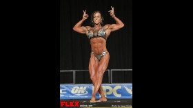 Zandra Starr Minita - Women's Physique D - 2013 JR Nationals thumbnail