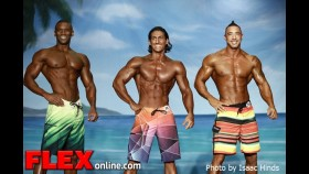 Awards - Men's Physique - IFBB Valenti Gold Cup thumbnail
