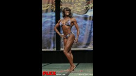 La'Drissa Bonivel - Women's Physique - 2013 Chicago Pro thumbnail