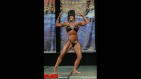 Laura Davies - Women's Physique - 2013 Chicago Pro thumbnail