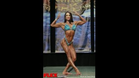 Andrea Holliday - Women's Physique - 2013 Chicago Pro thumbnail