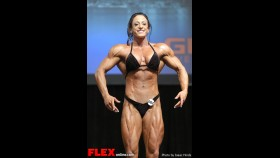 Michelle Cummings - Women's Bodybuilding - 2013 Toronto Pro thumbnail