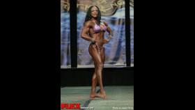 Leonie Rose - Women's Physique - 2013 Chicago Pro thumbnail