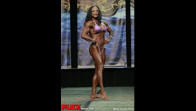 Leonie Rose - Women's Physique - 2013 Chicago Pro thumbnail