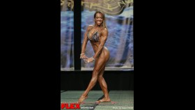 Leila Thompson - Women's Physique - 2013 Chicago Pro thumbnail