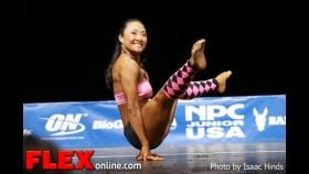Mary Stockbridge - Fitness Class A - NPC Jr USA's thumbnail