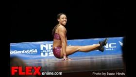 Nicolette Spencer - Fitness Class B - NPC Jr USA's thumbnail