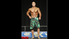 Reynaldo Pickwoad - Men's Physique A - 2013 JR Nationals thumbnail