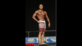 Andre Adams - Men's Physique C - 2013 JR Nationals thumbnail