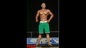 Chad Demchik - Men's Physique E - 2013 JR Nationals thumbnail