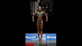 Samantha Maycock - Figure Class A - NPC Junior USA's thumbnail