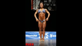Christy Burnett - Figure Class A - NPC Junior USA's thumbnail