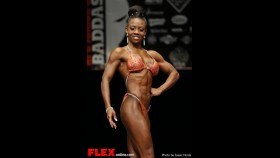 Laurelle Martineau - Figure Class B - NPC Junior USA's thumbnail