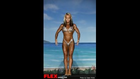 Allison Ethier - Fitness - IFBB Valenti Gold Cup thumbnail
