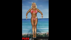 Kizzy Vaines - Fitness - IFBB Valenti Gold Cup thumbnail