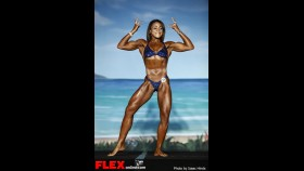 Gloria Faulls - Women's Physique - IFBB Valenti Gold Cup thumbnail