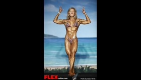 Karen Gatto - Women's Physique - IFBB Valenti Gold Cup thumbnail